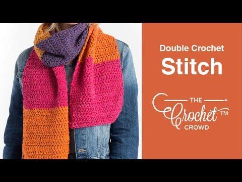 Double Crochet Stitch (DC)