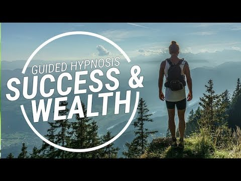 Hypnosis for Wealth and Success