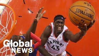 NBA Finals: Warriors def. Raptors 109-104 | Game 2 post game press conference