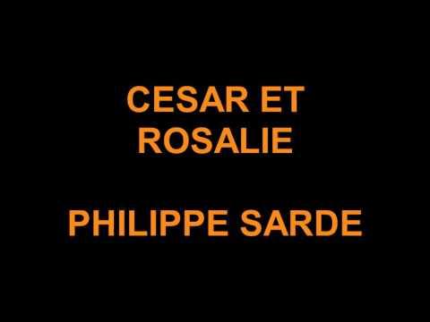 CESAR ET ROSALIE - PHILIPPE SARDE - FULL SOUNDTRACK