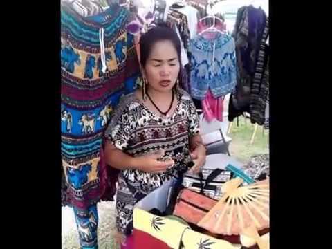 Naalehu Farmer's Market,  A family Affair