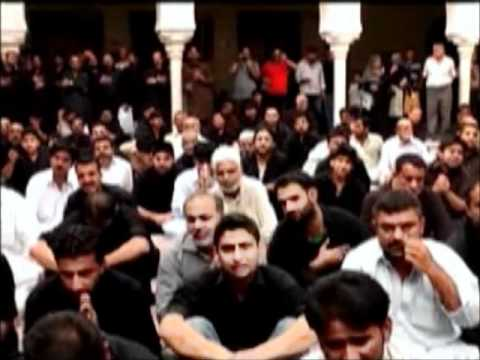 THIRD Pursa Sham Ramzaan 2011-Day 2-Majlis in  Roza Bibi SAKINA(sa) Travel Video