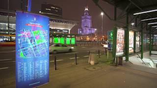 Video Poland, walking around at Warsaw Central Station download MP3, 3GP, MP4, WEBM, AVI, FLV Januari 2018