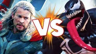 THOR VS VENOM - Marvel Contest of Champions - Gameplay Part 15   Pungence