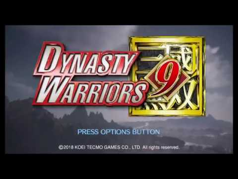 Let's Play Dynasty Warriors 9 - #22 (Jin) Wang Yuanji's Story