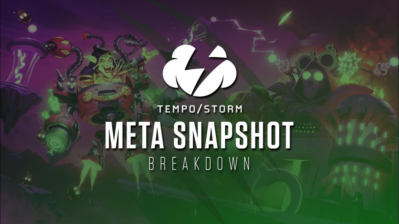 Welcome to the Boomsday Project! - Hearthstone Meta Snapshot