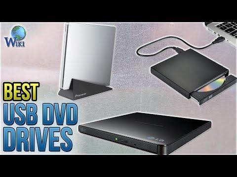 10 Best USB DVD Drives 2018