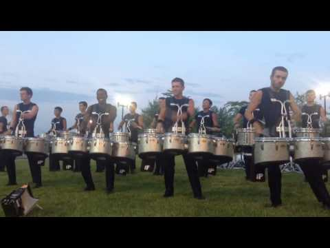 Drum Feature - 2015 Bluecoats