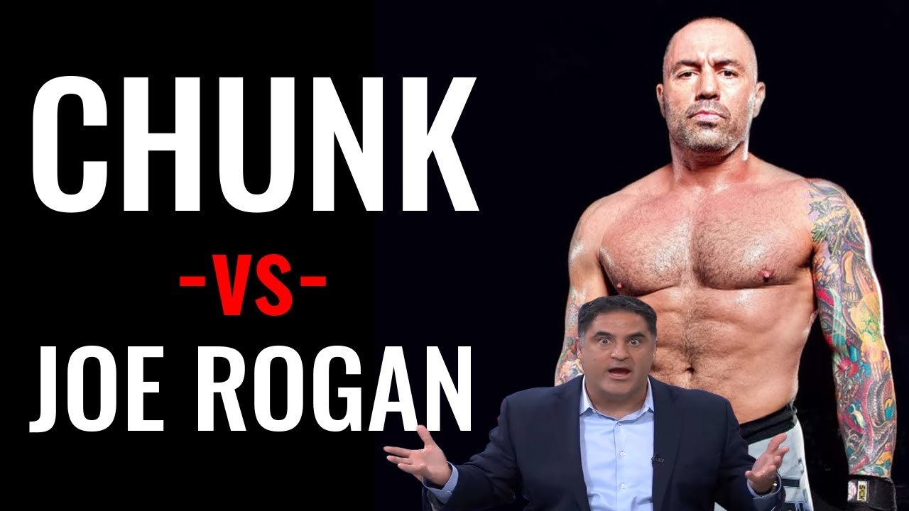 Cenk Uygur reckons he could beat the sh*t out of Joe Rogan. LOL