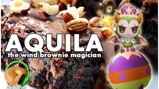 SUMMONERS WAR : Aquila the Wind Brownie Magician - Arena Spotlight