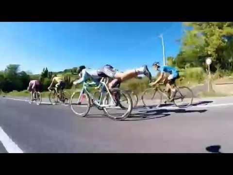 Велосипедист обогнал всех соперников с помощью аэродинамики