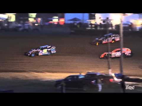 Spoon River Speedway | 9.6.15 | 25th Annual Modified Fall Nationals | Heat 1