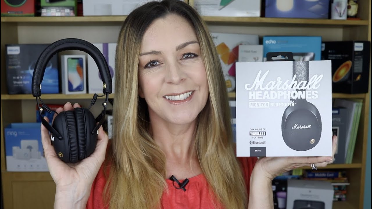 Marshall Monitor Wireless Headphones Review Youtube
