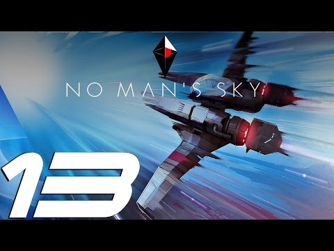 No Man's Sky - Gameplay Walkthrough Part 13 - Hyperdrive War