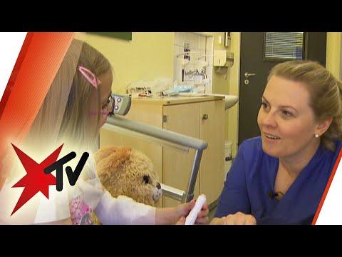 Patricia Kelly unterstützt Kinderkrankenschwestern - die ganze Reportage | stern TV
