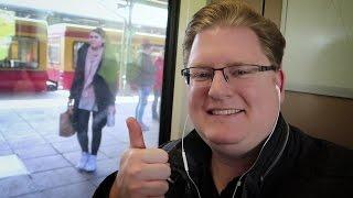 Ein Snob in der S-Bahn