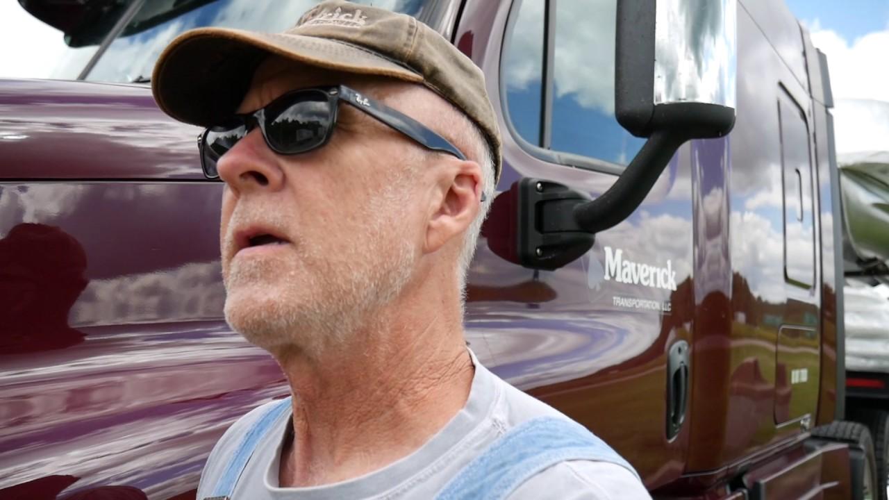 Boat Load 2 To NC at Maverick Transportation 6-6-17 Craig Ryan