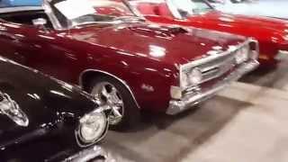 Streetside Classics Showroom Tour Classic cars.