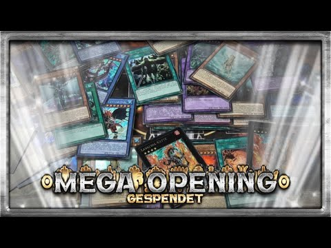 Ludis 200€ Spende | Yu-Gi-Oh Megaopening | House Of Cards |