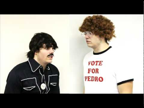Having Fun with the Napoleon Dynamite and Pedro Costumes  sc 1 st  YouTube & Having Fun with the Napoleon Dynamite and Pedro Costumes - YouTube