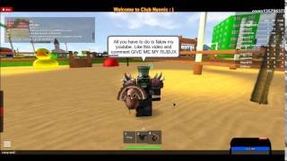 ROBLOX ROBUX Give Away