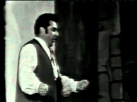 Una furtiva lagrima -  Carlo Bergonzi 1967