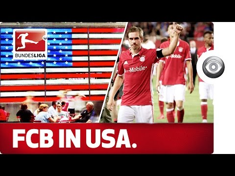 FC Bayern Goes America – The Best of FCB's USA Grand Tour