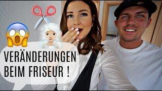 VERÄNDERUNG beim FRISEUR ! 😳  | 02.02.18 | Daily Maren & Tobi