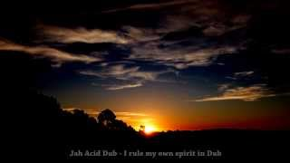 Jah Acid Dub - I rule my own spirit in dub