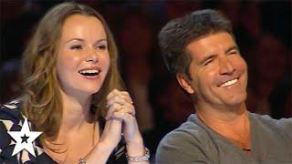 TOP 5 Best on Britain's Got Talent 2007   Season 1   Got Talent Global