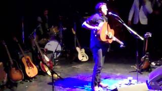"Joe Pug - ""Speak Plainly, Diana"" with Josh Ritter & The Royal City Band"