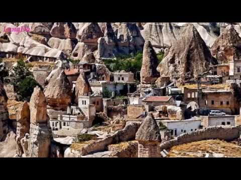 Cappadocia, Turkey - World Heritage Site, travel video HD | Places to see in Cappadocia