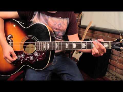 """Como Tocar """"Just Give Me A Reason"""" De Pink Feat. Nate Ruess - Tutorial Guitarra FÁCIL (Acordes) HD"""