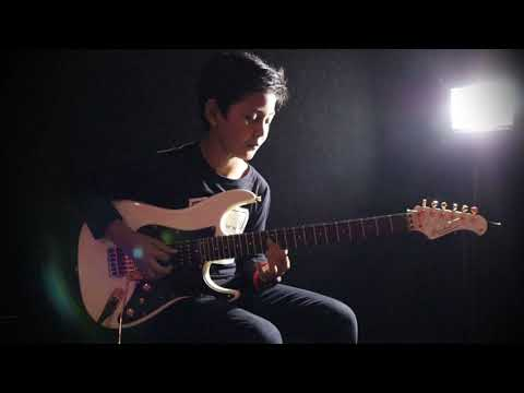 """Cliffs Of Dover"" Eric Johnson (cover) By Abim"