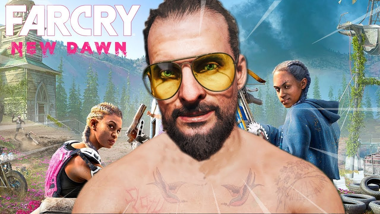 I Found Joseph Seed Far Cry New Dawn Funny Moments Gameplay