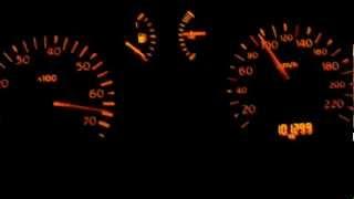 Renault Clio II 1.4 16v 0-140 km/h