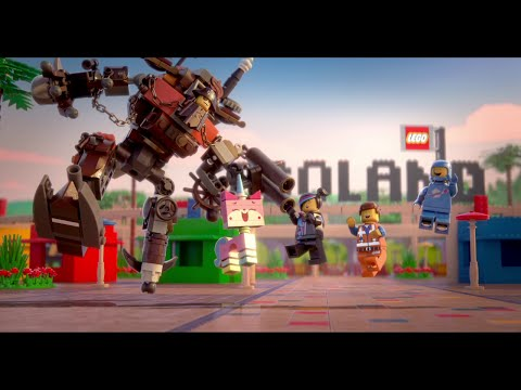 First look at The Lego Movie 4D A New Adventure coming to Legoland Florida