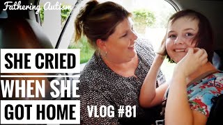 I Told Him Not To Stare At Her   Autism Mom Comes Home   Fathering Autism Vlog #81