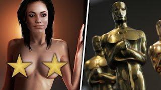 Nudez total em Mass Effect e o vexame do Oscar