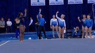 "Recap: UCLA women's gymnastics season kicks off with ""Meet the Bruins"""