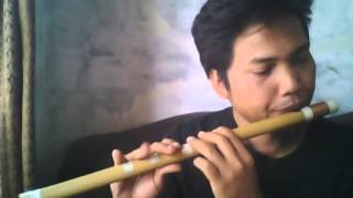 Mendamba Evie Tamala Suling Instrumen Full By Afif Jatijajar