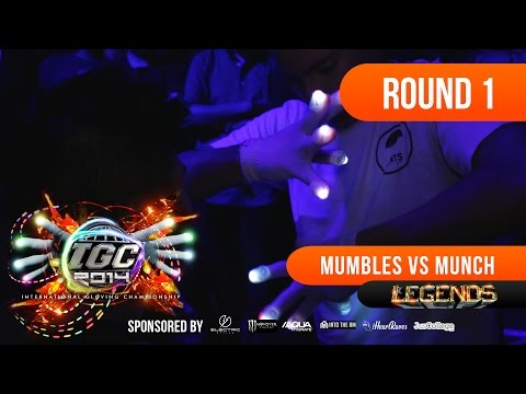 [IGC 2014] Mumbles vs Munch - Round 1 - LEGENDS [EmazingLights.com]