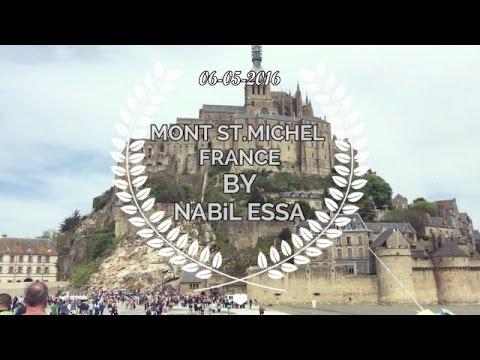 A day trip to Mont Saint-Michel