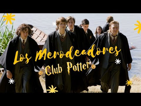 PODCAST EP. 6 ⚡ HARRY POTTER Y LOS MERODEADORES DE HOGWARTS ⚡