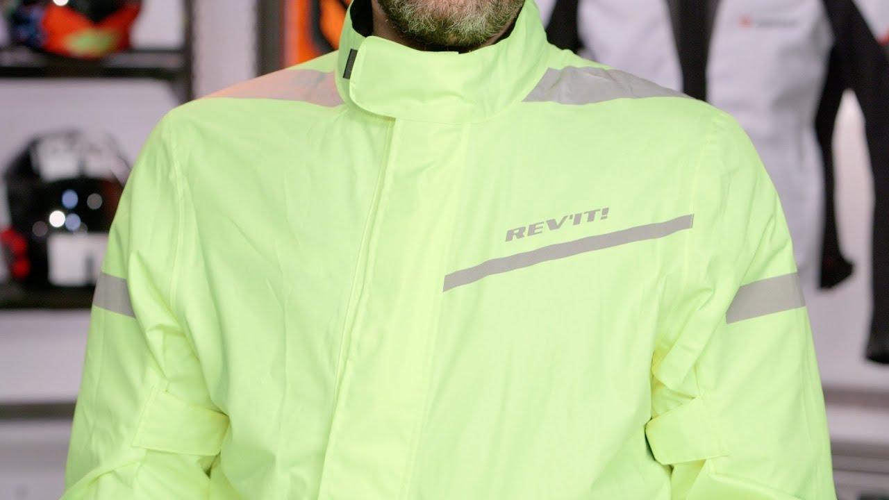 b9df63a6 REV'IT! Pacific 2 H2O Rain Suit Review at RevZilla.com