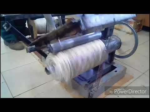 видео: Станок для намотки шпагата