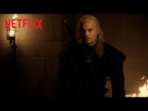 The Witcher | Bande-annonce VF | Netflix France