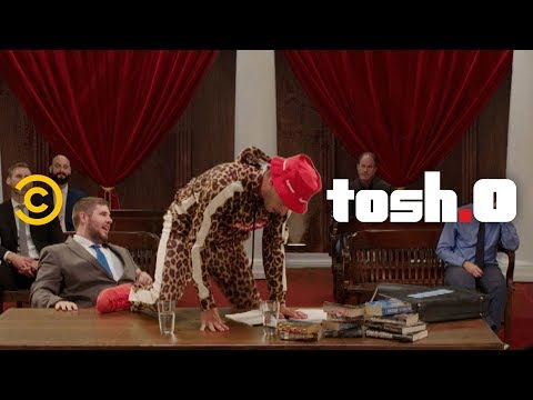 Web Redemption: I Eat Ass - Tosh.0