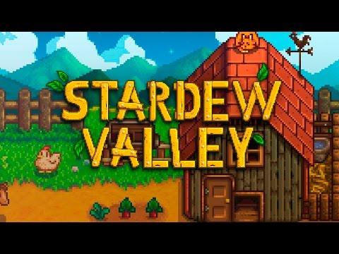 Minha fazenda está CRESCENDO - Stardew Valley