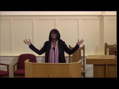 Asi Munisi Preaches @ Battersea Methodist Central Mission